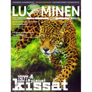 Luominen-lehti (numero 21)