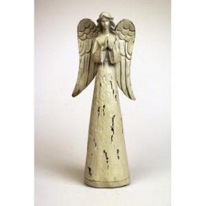 Antiikkisennäköinen enkeli (25 cm)