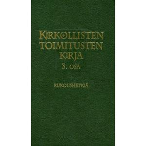 Kirkollisten toimitusten kirja