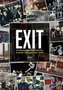 EXIT - Kaikki laulut 1987-1999 nuottikirja