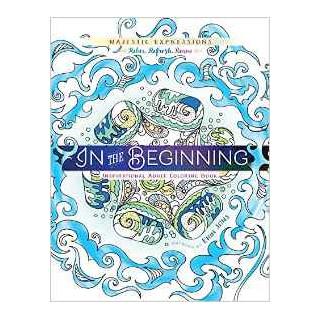 In The Beginning -värityskirja