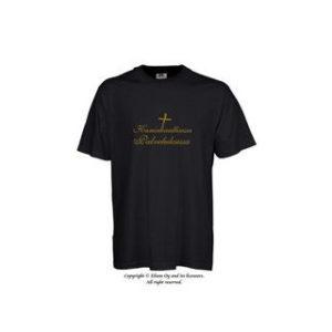 T-paita- Kuninkaallisessa palveluksessa (M-koko)