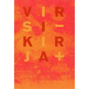 Virsikirja (taskuvirsikirja + Katekismus, 96x140 mm, kovakantinen, oranssi)