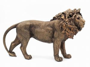Leijona -pronssipatsas