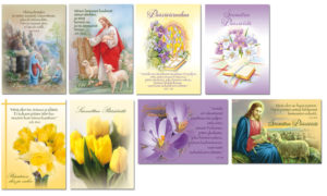 Pääsiäisrauhaa -korttisarja (sis. 25 korttia)