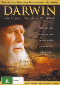 DARWIN: The Voyage That Shook The World DVD