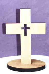 Pöytäristi Risti (15cm)