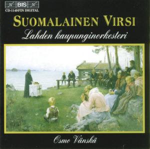 Suomalainen Virsi 1 CD