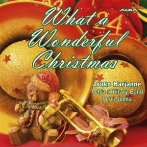 What a Wonderful Christmas CD