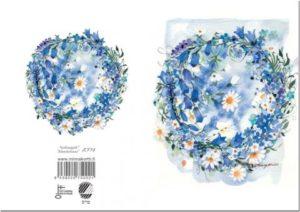 Kortti: Kukkaseppele (2-osainen)