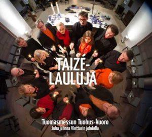 Taizé-lauluja CD