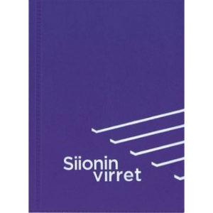 Siionin virret (violetti, nuottipainos, isotekstinen)