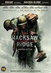 Hacksaw Ridge - Aseeton sotilas DVD