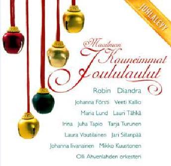Maailman kauneimmat joululaulut – Juhlalevy CD
