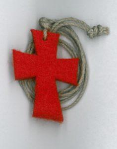 Huopariipus Risti, Punainen