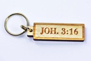 Joh 3:16 -avaimenperä
