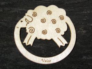 Lammas-kirjanmerkki