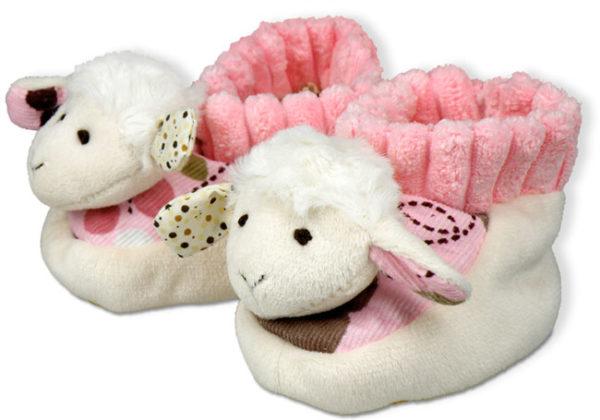 """Vauvan lammastossut """"Pauline"""""""