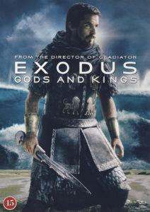 Exodus - Gods and Kings DVD