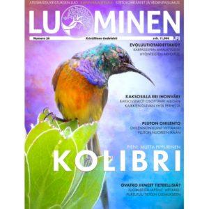 Luominen-lehti (numero 26)