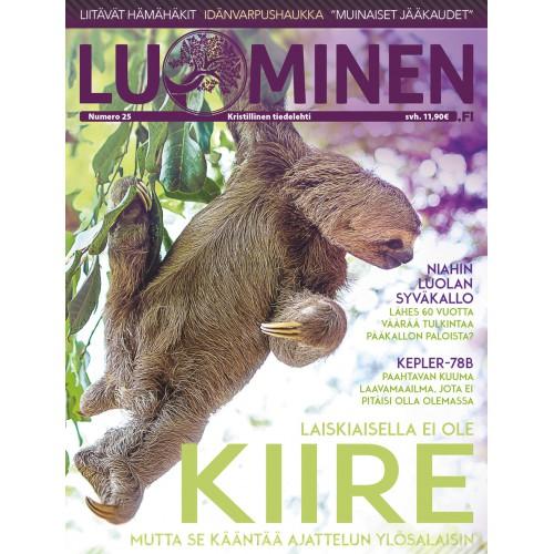 Luominen-lehti (numero 25)