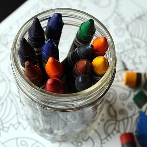 Aikuisten värityskirjat