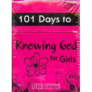 A Box Of Blessings: 101 days to knowing God for girls