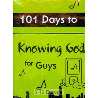 A Box Of Blessings: 101 days to knowing God for guys