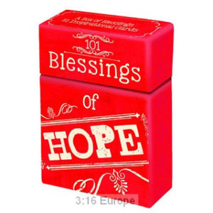 A Box Of Blessings: 101 blessings of Hope