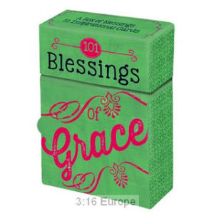 A Box Of Blessings: 101 blessings of Grace