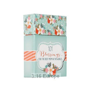 A Box Of Blessings: 101 Blessings for the best mom