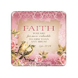 Magneetti, Faith - Pink