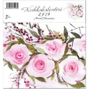 Kukkakalenteri 2018