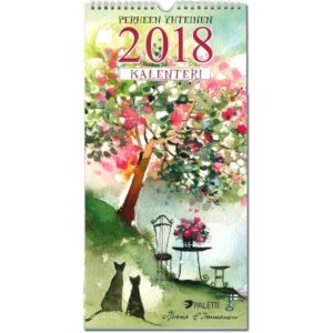 Perhekalenteri 2018