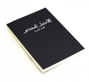 Arabia Uusi testamentti (NVD262)