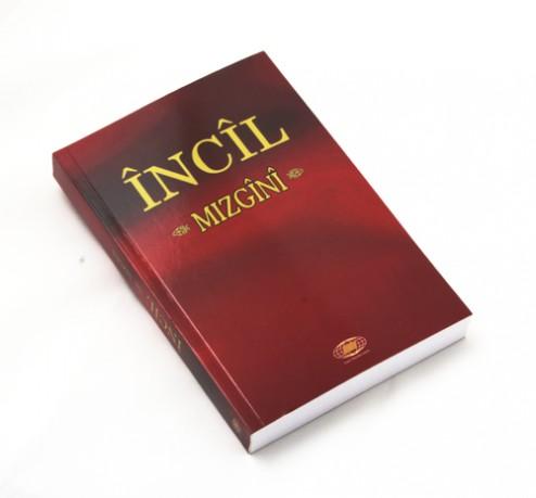 Kurdi Uusi testamentti (kurmanji)