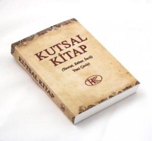 Turkki Raamattu, pokkari