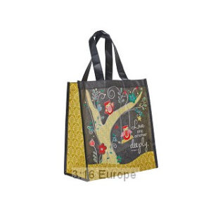 Eco tote -kassi, Love one another deeply