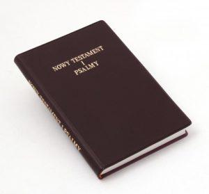 Puola Uusi testamentti & psalmit