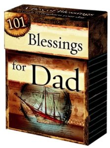 A Box Of Blessings: For Dad