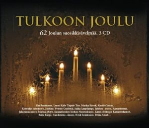3CD-BOX: Tulkoon Joulu CD