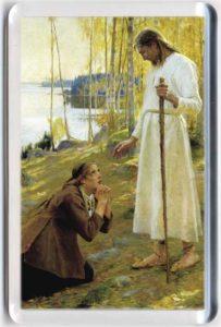 Magneetti: Kristus ja Mataleena