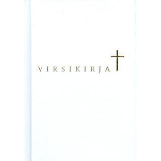 Virsikirja (vihkivirsikirja KV643, 105x160 mm, valkoinen keinonahka)