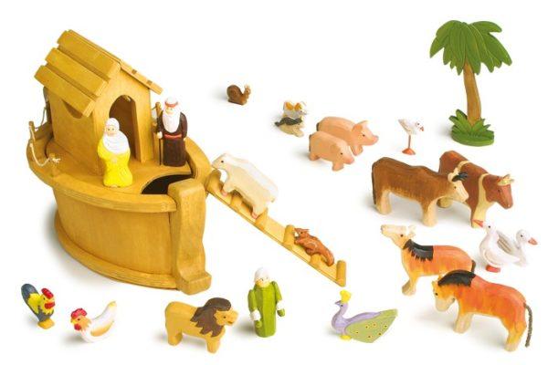 Nooan arkki eläimineen (26 osaa)