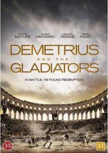 Gladiaattorit DVD
