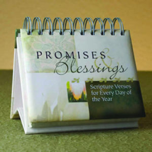 "DayBrightener, Perpetual Calendar ""Promises & Blessings"""