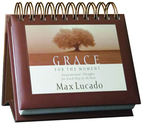 "DayBrightener, Perpetual Calendar ""Grace For The Moment"""