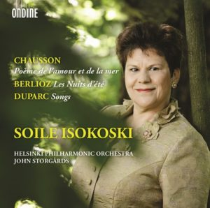 Chausson / Berlioz / Duparc CD