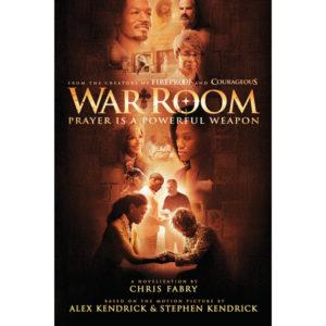 War Room (engl.kiel. kirja)