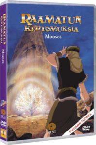 Raamatun kertomuksia: Mooses DVD
